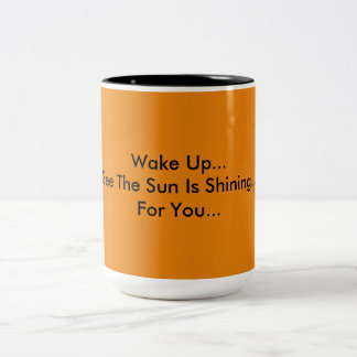 personal coffee mug for mornings