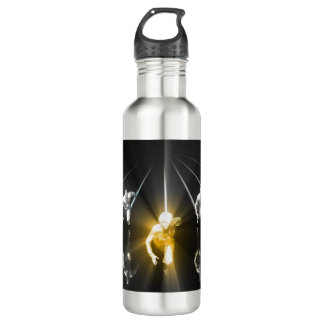 Personal Development Science and Coaching Service 710 Ml Water Bottle