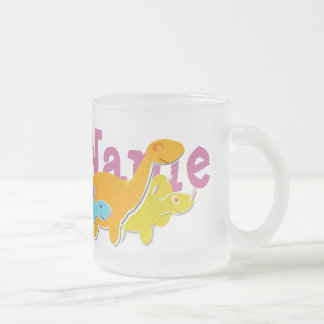Personal Dinosaurs Mug with Your Name