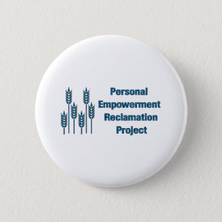 Personal Empowerment 2 Inch Round Button