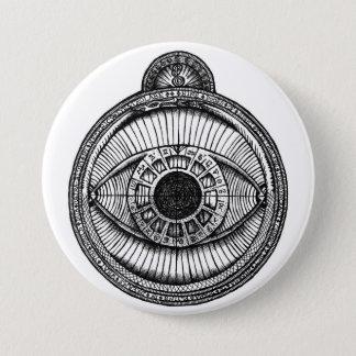 Personal Eyestrolabe 3 Inch Round Button