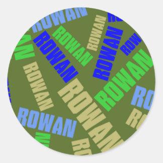 Personal gift: Sample sticker in Field & Stream