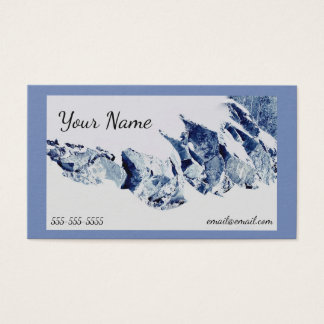 Personal Information Card aka Calling Card