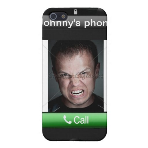 Personal iPhone Case For iPhone 5