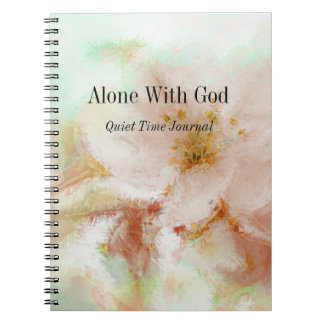 Personal Journal - Alone with God