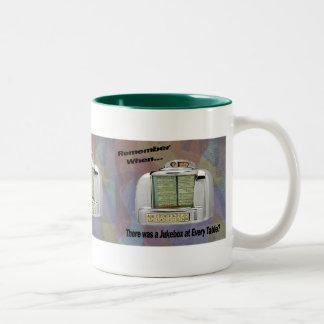 Personal Jukebox Mug