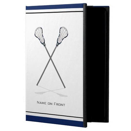 Personal Lacrosse iPad Air Case