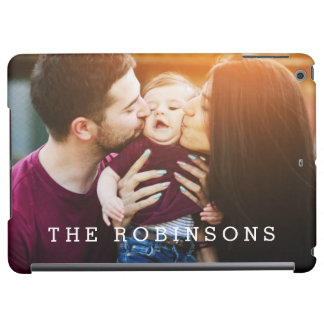 Personal Photo and Case For iPad Air