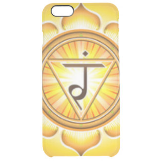 Personal Power Chakra Clear iPhone 6 Plus Case