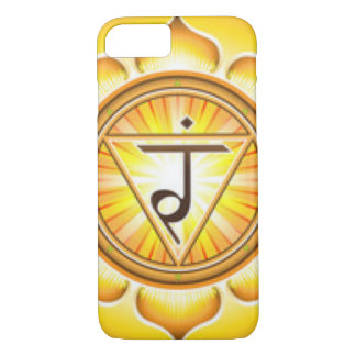 Personal Power Chakra iPhone 8/7 Case