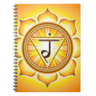 Personal Power Chakra Note Books