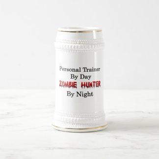 Personal Trainer/Zombie Hunter Beer Stein