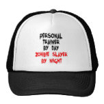 Personal Trainer Zombie Slayer