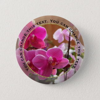 Personalised Memorial Photo 2 Inch Round Button