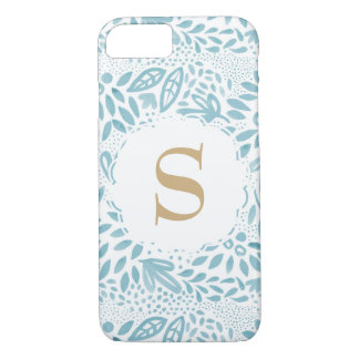 Personalised Pastel Watercolour Floral Phone Case