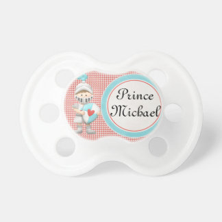 Personalised Prince Baby Pacifiers