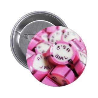Personalised products for baptism sugar 2 inch round button