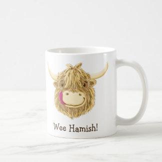 Personalised Wee Hamish Coffee Mug