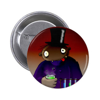 Personality Change 2 Inch Round Button