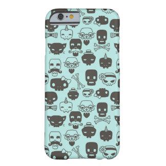 Personality Skull Pattern Phone Case - Mint