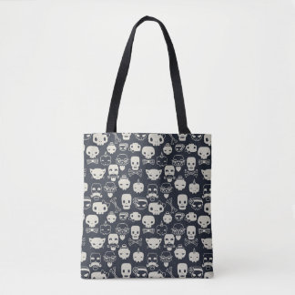 Personality Skull Pattern Tote