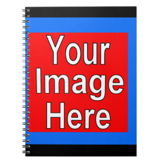 Personalizable Affordable Holiday Gifts Spiral Notebook