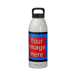 Personalizable Affordable Holiday Gifts Water Bottles