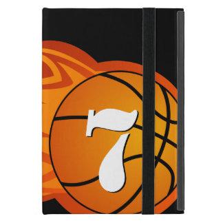 Personalizable Cool Basketball iPad Mini iPad Mini Cases