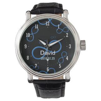 Personalizable Infinity   Nerd Watch