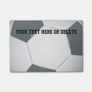 Personalizable Soccer | Football Notes