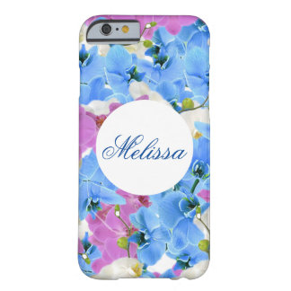 Personalizable Tulips Floral Romantic iPhone Case