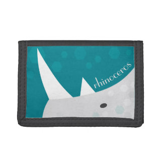 Personalizable Wallet for Her & Him | Rhino Wallet