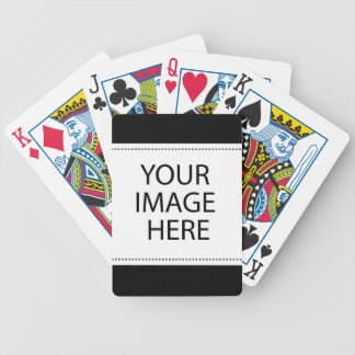PersonalizationBay Bicycle Playing Cards