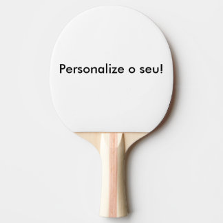 Personalizável racket of ping-pong ping pong paddle