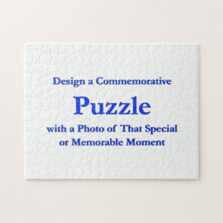 Personalize) Add a personal touch. Landscape Puzzles