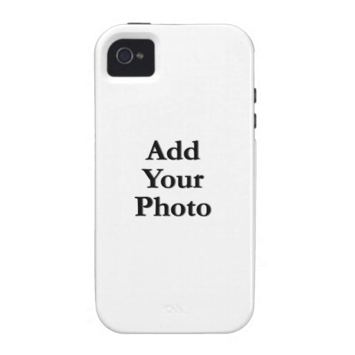 "(Personalize) Add ""Your"" personal touch. Vibe iPhone 4 Cases"