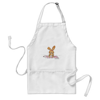 Personalize Baby Girl Design with Name Apron