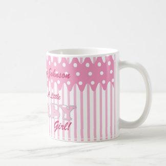 Personalize Baby Girl Mug Coffee Mugs