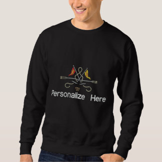 Personalize Boating Embroidered Shirt