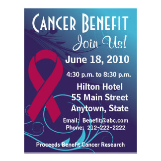 Personalize Cancer Benefit  - Myeloma Flyer