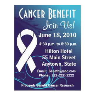 Personalize Cancer Benefit  - Retinoblastoma Flyer