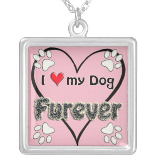 Personalize Dog Necklace
