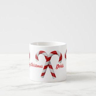 Personalize Espresso Christmas Mug