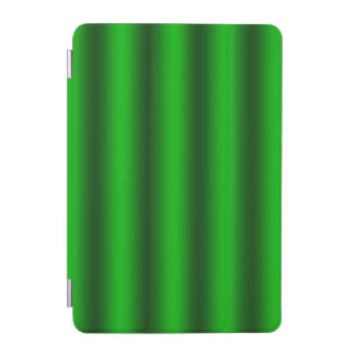 Personalize - Green ombre gradient background iPad Mini Cover