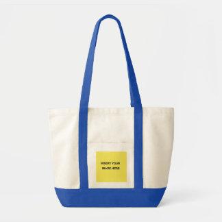 Personalize Impulse Tote Bag
