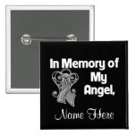 Personalize In Memory of My Angel Brain Cancer