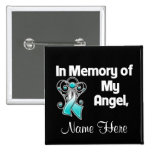 Personalize In Memory of My Angel Cervical Cancer