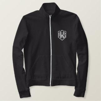 Personalize Initials Masonic Lodge Embroidered Jacket