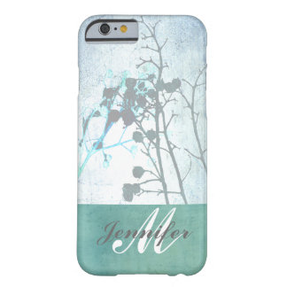 personalize iphone6 case shabby chic nature art