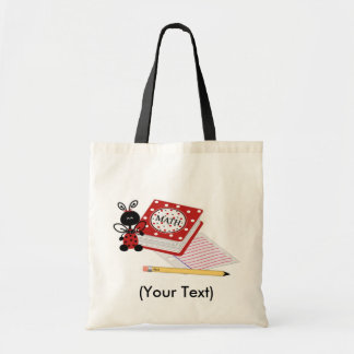 Personalize Lady bug Tote